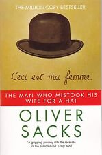 The Man Who MIstook His Wife for a Hat, Oliver Sacks, Book, New (Paperback)