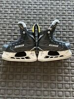 Bauer Supreme S170 Youth Ice Hockey Skates 1D CCM True Warrior STX Puck Dangle