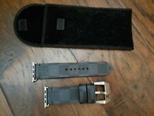Apple Watch Band - Handmade From an Authentic Louis Vuitton Bag! Genuine Leather