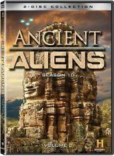Ancient Aliens Season 10 Series Ten Volume 2 Vol Two DVD