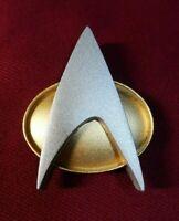 Star Trek Deep Space Nine Uniform Communicator Pin Combadge Com Badge Cosplay
