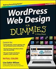 WordPress Web Design for Dummies? by Lisa Sabin-Wilson