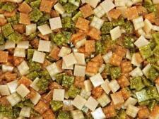 400 Vitreous Glass Mosaic Tiles Nature Mix Arts & Crafts 10mm