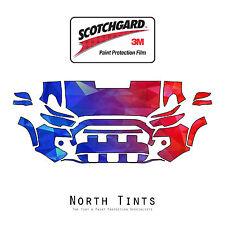 Toyota Tacoma TRD Sport 2016-2019 PreCut 3M Scotchgard Paint Film Clear Bra PPF