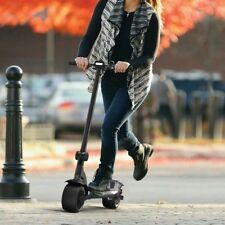 Widewheel Kick Electric Scooter Dual Motor 1600w Folding Safety E-scooter Adults