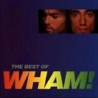 "WHAM! ""IF YOU WERE THERE/THE BEST OF WHAM!"" CD NEU"