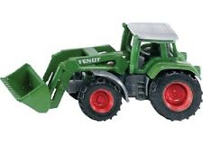 SIKU Fendt Tractor with Front Loader Die-cast Toy Car
