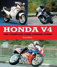 HONDA V4: THE COMPLETE FOUR-STROKE STORY (COMPLETE STORY)