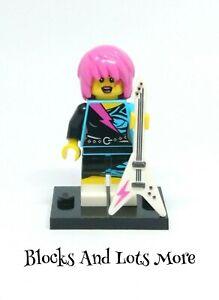 Lego Collectable Minifigures - Series 7 - 8831 - Rocker Girl Figure COL111