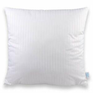 Sleeb Pillow Insert 40x40 CM Zip Washable White Kissen-Füllung