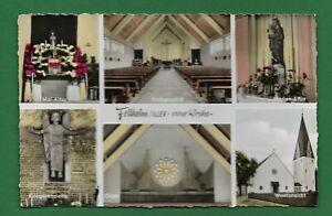 Postkarte-Deutschland-Fellheim/Iller - Neue Kirche--unbenutzt-