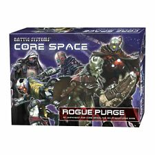 Battle Systems Core Space: The Scifi Miniatures Game Rogue Purge Expansion - THG