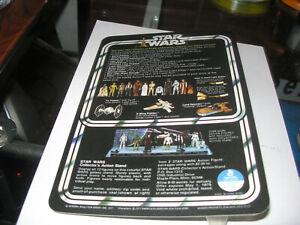 1977 STAR WARS  RECARD  DARTH VADER