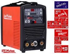 D-inv-160 WIG TIG inverter de soudure périphérique Digital DC MMA HF/LIFT 5-160 A 230 V IGBT