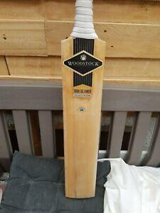 Woodstock tour de force platinum edition long handle cricket bat