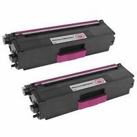 2PK TN-336M for Brother TN-336 MAGENTA HY Toner Cartridge HL-L8350C MFC-L8600CDW