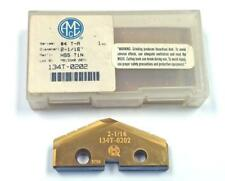 2 116 Hss Series 4 T A Drill Insert 134t 0202 Pack Of 1 Tin Coated