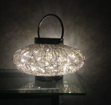Wire Weave Lamp