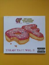 Odd Future - The OF Tape Vol. 2 - Digipack CD - Excellent Condition Tyler Earl