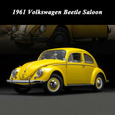 SunStar 1:12 Car Model 1961 Volkswagen Beetle Saloon Highly Detailed Collectible