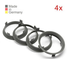 4 Zentrierringe 60,1 x 57,1 mm passend für AUDI VW SEAT MIM AEZ DOTZ DEZENT ENZO