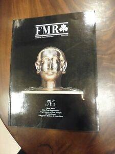 FMR MENSILE DI FRANCO MARIA RICCI N 1 MARZO 1982 CVBRI
