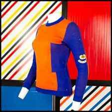 AUSTRIA SKI TEAM 1970's Ski JUMPER/KNIT Womens CARLO GRUBER Size 8-10 092 O