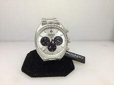 MOVADO DATRON AUTOMATIC CHRONOGRAPH STAINLESS STEEL MEN'S WATCH BRAND NEW!!!