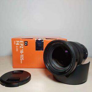 SONY SELP18105G E-Mount PZ 18-105MM F4 G OSS Lens
