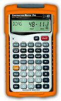 Calculated Industries 4065 Construction Master Pro Advanced Construction...