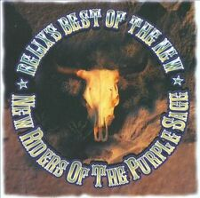 NRPS/NEW RIDERS OF THE PURPLE SAGE - VERY BEST OF THE RELIX YEARS (NEW CD)