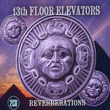Reverberations by The 13th Floor Elevators (CD, Apr-2005, 2 Discs, Atom)