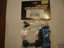 Gh Racing 02597 Blue Alum Front Bulkhead For Slash new nip