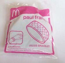McDONALDS Paul Frank JULIUS BRACELET Toy Kids MINT Oct 2013 Malaysia Rare