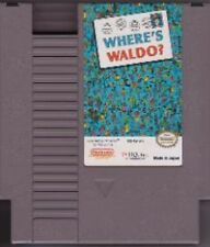 WHERE'S WALDO CLASSIC ORIGINAL NINTENDO GAME SYSTEM NES HQ