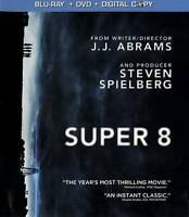 Super 8 (Blu-ray/DVD, 2013, 2-Disc Set, Includes Digital Copy)