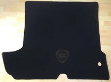 Autoteppich Kofferraum für Lancia Fulvia Coupe 1teilig schwarz-schwarz Neuware