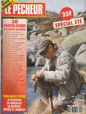 Revue le pêcheur de France No 109 Août 1992