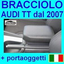 AUDI TT (2007-2014) -bracciolo portaoggetti  per -armrest -vedi ns.tappeti auto
