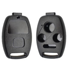 Key Replacement Repair Kit For Honda Accord Civic CR-V Remote Case Fob Shell