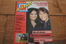 HITKRANT # 20 1981 ANDY GIBB KISS BZN STRAY CATS SHAKIN STEVENS