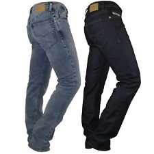 Diesel Buster Herren Jeans gerade hell dunkel