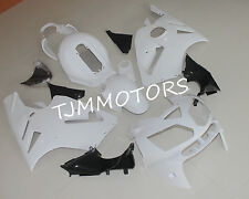 Unpainted ABS Injection Bodywork Fairing Kit for KAWASAKI ZX12R 2002-2005 Raw
