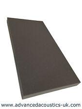 Advanced Acoustics Home Cinema Treatment Kit - 5 Panels + 8 Bass Traps, Charcoal