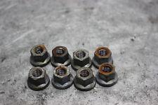 02-03 Yamaha R1 Exhaust Header Nuts Bolts