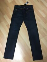 NWT Mens Diesel BUSTER SOFT STRETCH Denim 0857Z DARKBlue SLIM W27 L30 H6 RRP£150