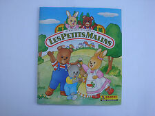 Album panini Les petits malins Sylvanian Maple Town vintage IDDH 1986 - n°1