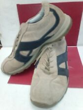 Men's Clarks Walking Trainers Hiking Size 10 VGC .Light Brown.