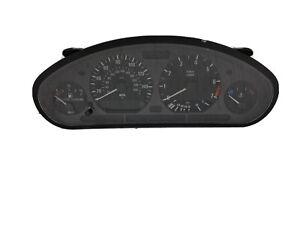 1996-1998 BMW 318i & 328i sedan cluster speedometer tach gauges instrument panel