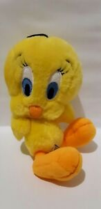 WARNER BROS. STUDIO STORE 1995 Tweety Bird Vintage Plush 20cm / 7.8